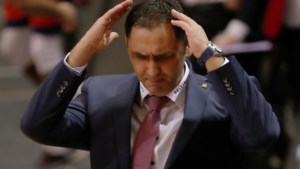 """Coach Dario Gjergja is duidelijk: """"Ook talenten moeten waardigheid en verantwoordelijkheid tonen"""""""