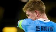 Nog steeds geen Kevin De Bruyne bij Manchester City, maar Guardiola blijft hoopvol voor Champions League-finale