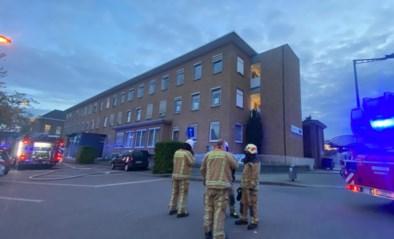 Brand bij vluchtelingenopvang in oud ziekenhuis Bilzen