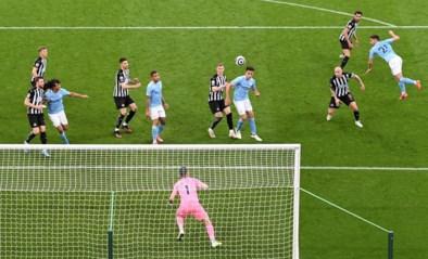 """Gezien Zlatan? Ploegmaat van Kevin De Bruyne scoort """"op z'n Ibrahimovic"""" voor Manchester City"""