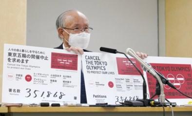 Meer dan 350.000 Japanners ondertekenen petitie tégen Olympische Spelen