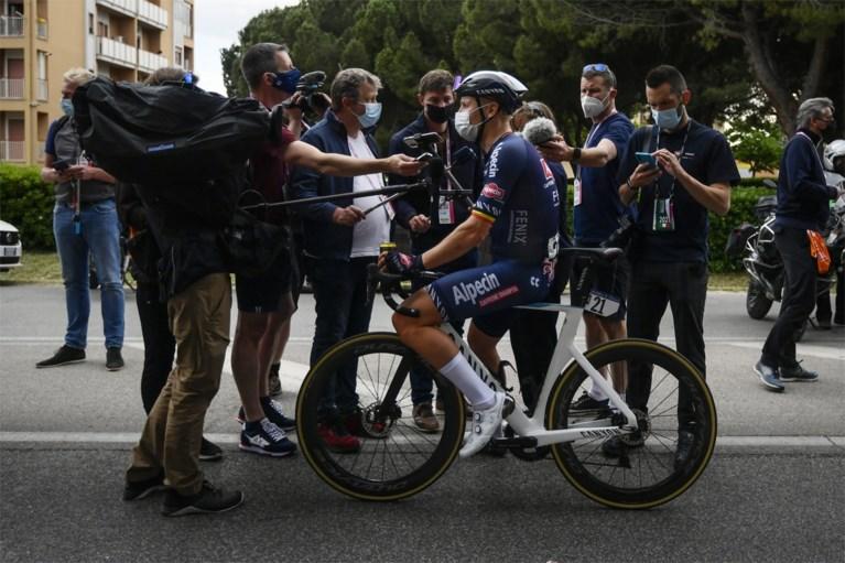 Tim Merlier doet grote boodschap tijdens Giro-rit en krijgt… een boete