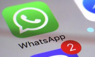 WhatsApp zal niet lang meer werken voor wie niet akkoord gaat met nieuwe regels