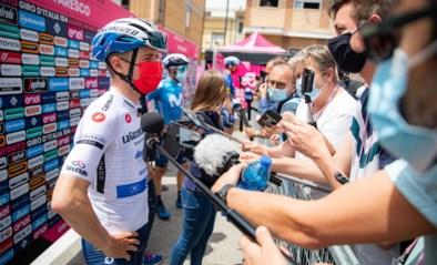 """Remco Evenepoel klaar voor historisch weekend: """"Zondag heeft de Giro een nieuwe leider"""""""