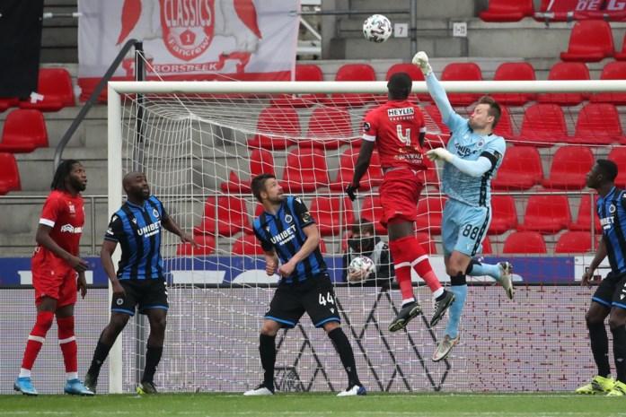 """Er was dan toch onrust bij Club Brugge: """"We wilden tegen Antwerp de rust en stabiliteit laten terugkeren"""""""
