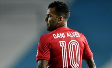 """Veteraan Dani Alves keert terug in Braziliaanse selectie: """"Een plezier"""""""