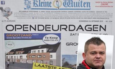 """Na anderhalf jaar afwezigheid keert het iconische blad De Kleine Wuiten terug: """"Handelaars krijgen opnieuw forum"""""""