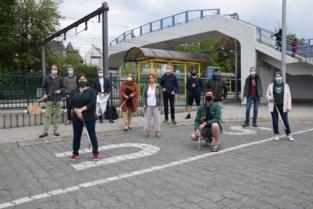 Meyrem Almaci en lokale Groen-afdelingen ruimen zwerfvuil om invoering van statiegeld te promoten
