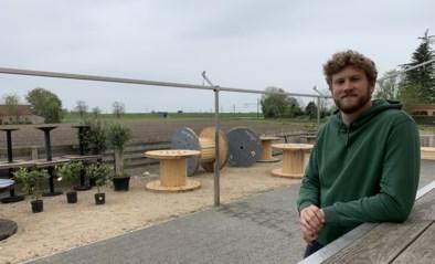 Nieuw café Den Bled start eerst als zomerbar