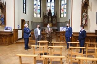 Minister bevestigt premies voor werken aan kerk Sint-Gillis en kloosterkapel Sint-Vincentius