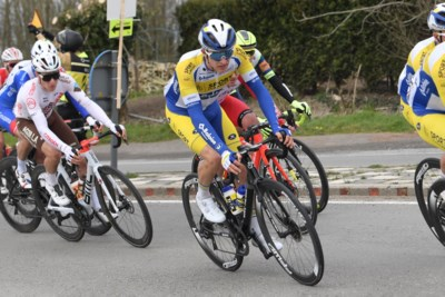 Robbe Ghys tankt vertrouwen in Mallorca