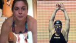 Olympische zwemster Fanny Lecluyse toont straffe spierkracht met doodsimpele maar loodzware oefening