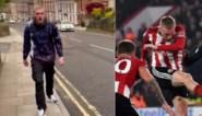 """Premier League-spits van 19 miljoen slaat 'lastige' voetbalfan in elkaar op straat, maar die wil """"geen klacht indienen"""""""