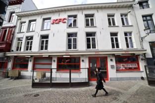 KFC opent dinsdag aan de kathedraal