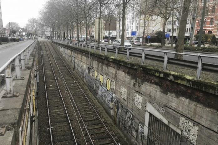 Brussel Mobiliteit zoekt kunstenaars om tunnelmond aan de Reyerslaan op te fleuren