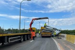 Aansluiting Ring met E19 richting Brussel opnieuw afgesloten na ongeval