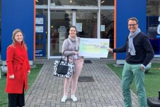 JCI Lier schenkt opbrengst wandelproject aan fonds Emma Deprince