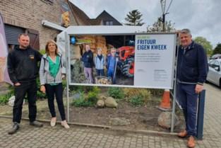 Infoborden voor Mechelse landbouwbedrijven voor 'Week van de korte keten'