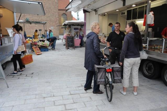 Oostende steunt marktkramers met campagne