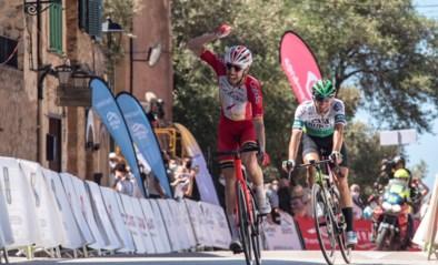 Jesus Herrada wint Trofeo Serra de Tramuntana