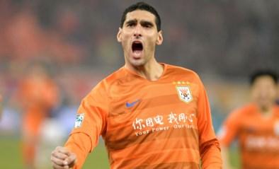 Twee doelpunten van Fellaini leveren Shandong Taishan slechts één punt op