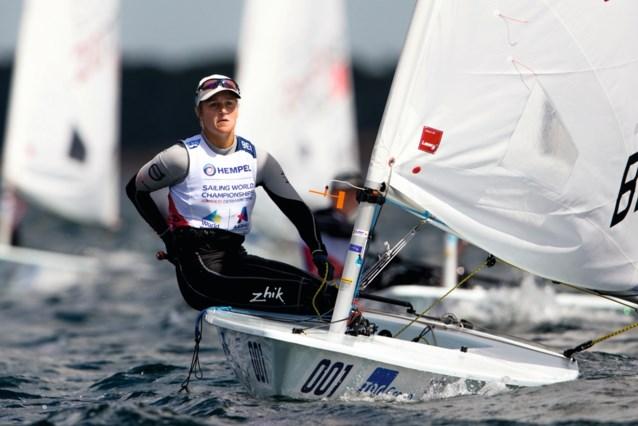 ILCA Coach Regatta: Emma Plasschaert wint eindklassement Laser Radial-klasse