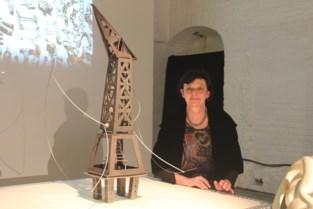 Scheepskraan inspireert kunstenares Diana