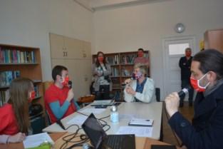 Parlementslid bezoekt Radio Mariagaard