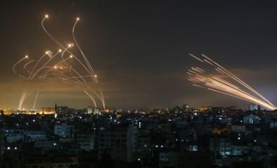 """Onrust Midden-Oosten: """"Meer dan 2.000 raketten afgevuurd uit Gazastrook"""""""