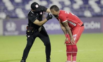 Zo veel traangas buiten stadion gebruikt dat duel in Copa Libertadores zelf vijf keer moet worden stilgelegd...