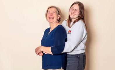 Metamorfose na een donker jaar: de make-over van mama Carine en dochter Hanne