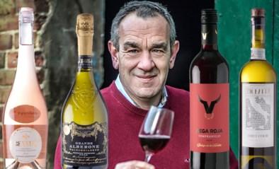 Alain Bloeykens selecteert de beste wijnen die je zonder kurkentrekker kan openen