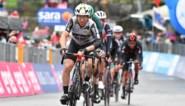 Domenico Pozzovivo gaat niet meer van start in zevende rit Ronde van Italië