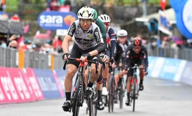 Domenico Pozzovivi gaat niet meer van start in zevende rit Ronde van Italië