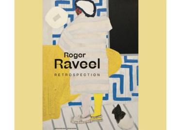RECENSIE. 'Roger Raveel retrospection': Te makkelijk aan zijn dorp gelinkt ****