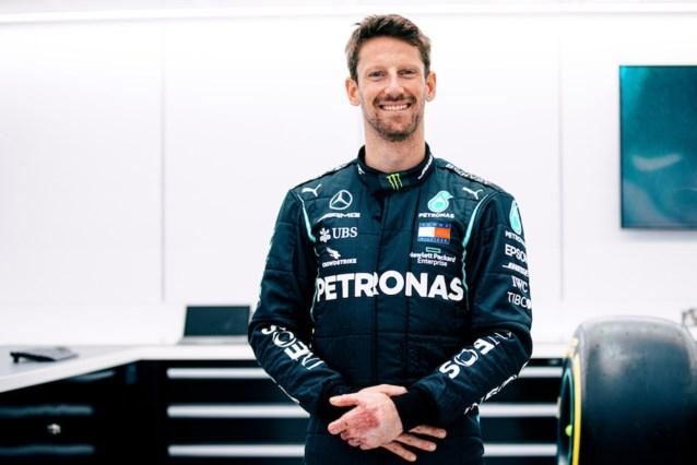 Droom zwaar gecrashte Romain Grosjean spat uit elkaar: geen demo in Mercedes F1-bolide