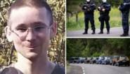 Zo kon de Franse Rambo, verdachte van een dubbele moord, drie dagen lang uit de greep van de politie blijven