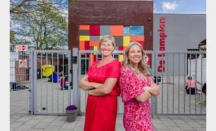 """Moeder en dochter geven op dezelfde school les in hetzelfde leerjaar: """"Op Moederdag hebben we samen lessen voorbereid"""""""