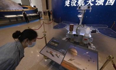 Na de VS laat ook China robotjeep met succes landen op Mars