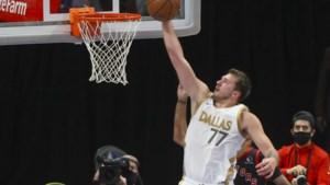 NBA: Dallas Mavericks verzekeren zich van play-offs, Wizards naar barrages