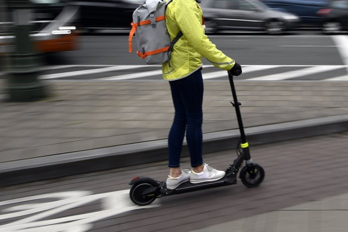 """'Steppiraten' zijn ongrijpbaar in Gent: """"Ook al slalommen ze tussen de voetgangers"""""""