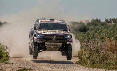 Al-Attiyah wint ook derde etappe in Rally van Andalusië