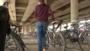 """Bijzondere dief in Mechelen: """"Steelt wielen van fiets, maar steekt nieuwe in de plaats"""""""