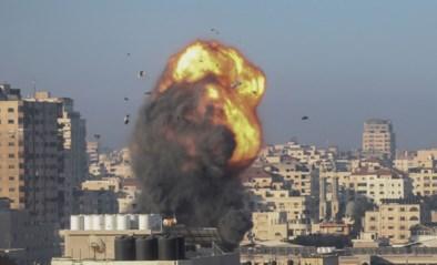 Voor vijfde nacht op rij beschietingen Israël en Hamas: al minstens 120 doden, onder wie 30 kinderen