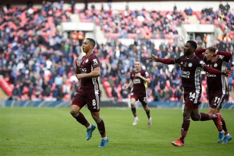 Indrukwekkende Youri Tielemans bezorgt Leicester FA Cup met fantastische winnende treffer tegen Chelsea