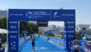 Belgische triatleten op olympisch schema: zilver voor Jelle Geens, Marten Van Riel en Claire Michel in top tien in Yokohama