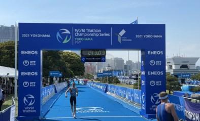 Belgische triatleten op olympisch schema: zilver voor Geens, Van Riel en Michel in top tien in Yokohama