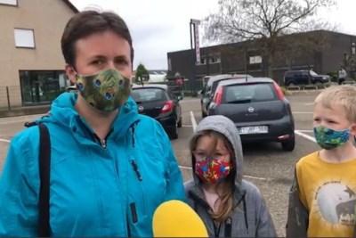 """Massatest op Limburgse school: """"Al de zoveelste keer voor mijn zoontje"""""""