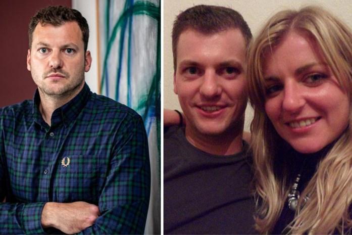"""Stan, de broer van Sofie Muylle, zag deze week foto's en filmpjes van zijn stervende zus: """"Ik was er kapot van"""""""