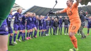Anderlecht voor vierde opeenvolgende keer kampioen in Women's Super League na 2-0 zege tegen OHL